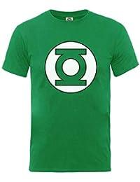 DC Originals - Linterna Verde - Camiseta Oficial Hombre