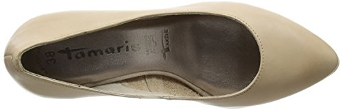 Tamaris Damen 22422 Pumps Beige (nudo)