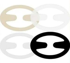 Desire Lot de 4 clips pour bretelles de soutien-gorge