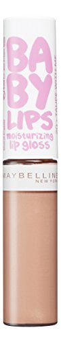 Maybelline New York Baby Lips Gloss - Lote de 3 brillos de labios (16 g por...
