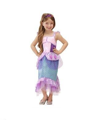 Imagen de jason palter  disfraz de sirenita infantil talla 3 4 años