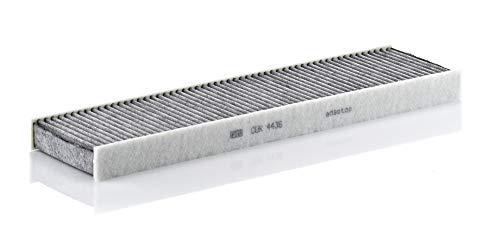 Original MANN-FILTER Innenraumfilter CUK 4436 - Pollenfilter mit Aktivkohle - Für PKW (Filtron Ersatzteile)