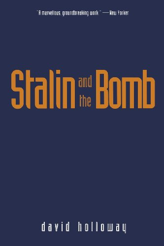 Stalin and the Bomb: The Soviet Union and Atomic Energy, 1939-1956: Soviet Union and Atomic Energy, 1939-56 por David Holloway