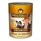 Wolfsblut African Adult Dog 6 x 395 g