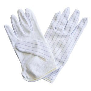 Anti-Static ESD Safe Gloves, use when handling sensitive components (Medium)