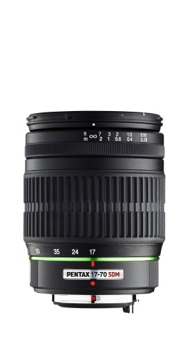 Affordable Pentax smc DA 17-70mm f/4.0 AL (IF) SDM Lens Online