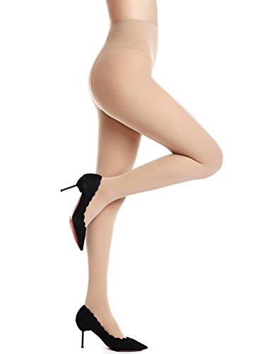 AMORETU Damen Strumpfhose Feinstrumpfhose Strümpfe Stützstrumpfhose