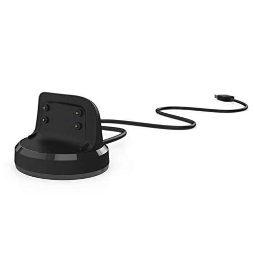 Mengonee Smartwatch-USB-Ladegerät Magnetic Charging Dock-Wiedereinbau für Samsung Gear FIT2 SM-R360-Armband