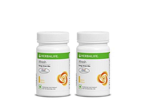 Herbalife Energy Drink Mix Lemon Flavour Pack Of 2