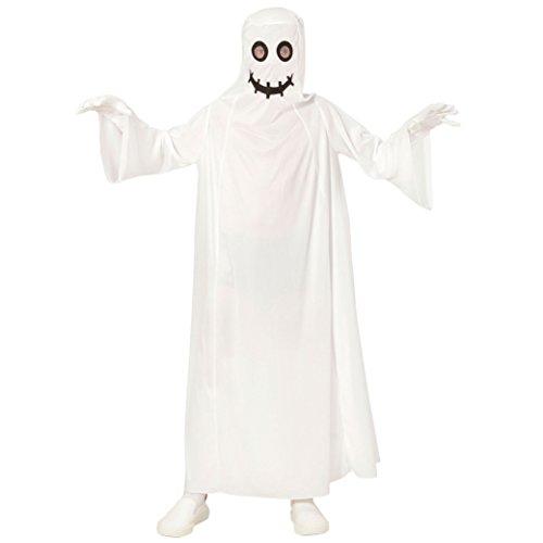 kostüm Geist, 128 cm (White Ghost Halloween Kostüm)