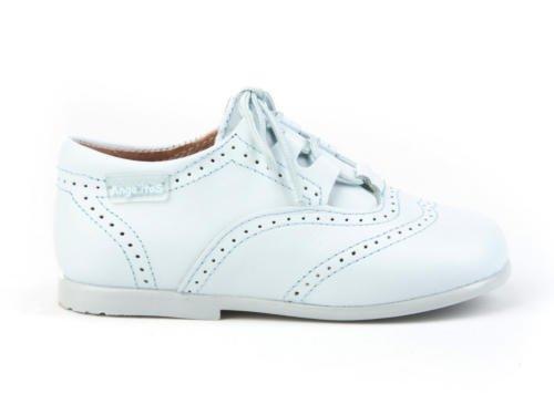 ANGELITOS , Chaussures de ville à lacets pour garçon bleu ciel