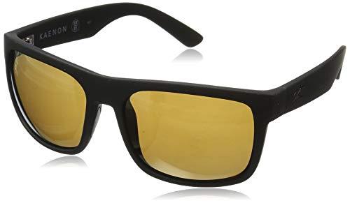 Kaenon Sonnenbrille Burnet XL, Rahmen und Gläser, (Black Matte Grip), Einheitsgröße