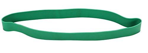 (Trendy Sport Trainigs-Gummiband TONE-LOOP heavy, 24 x 1,6 mm x 29 cm, grün)