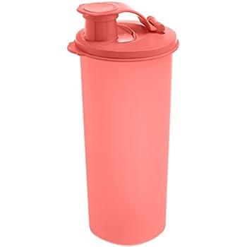 Signoraware Stylish Sipper Jumbo Plastic Tumbler, 370ml, Deep Red