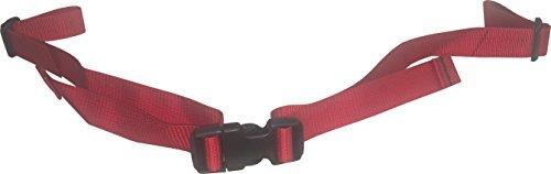 Fire Force Rucksack Taille Gürtel Universal Passform mit Qualität militär Schnallen Made in USA, rot