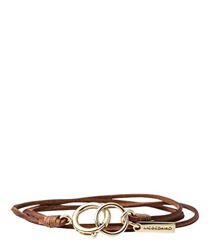 Liebeskind Berlin Essential Joy Damen Bracelets, 1x60x1 cm (B x H x T), Braun (Bourbon)