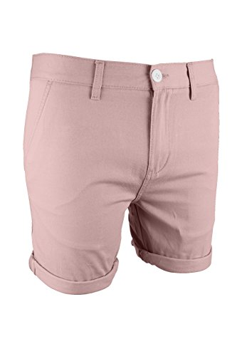 Mens-Chino-Shorts-Cotton-Summer-New-Half-Pant-Casual-Jeans-Cargo-Combat-Casual
