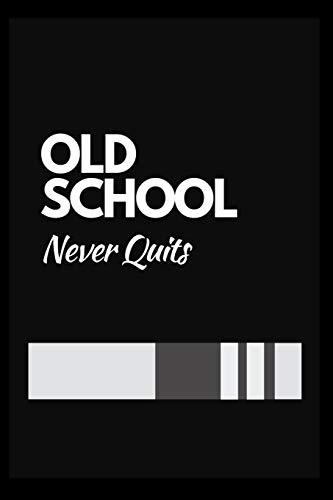 Jesus Mens Tee (Old School Never Quits: BJJ White Belt Student Journal, Jiu Jitsu Coach Gift. Lined Notebook)