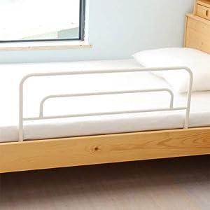 WLIXZ Einhand-Bettgitter, Bettunterstützungsgitter, Bett-seitlicher Handlauf, für King, Queen, Full & Twin Beds
