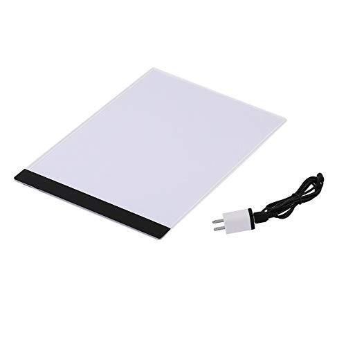 Pratical A4 LED Light Pad Almohadilla copiado Tableta