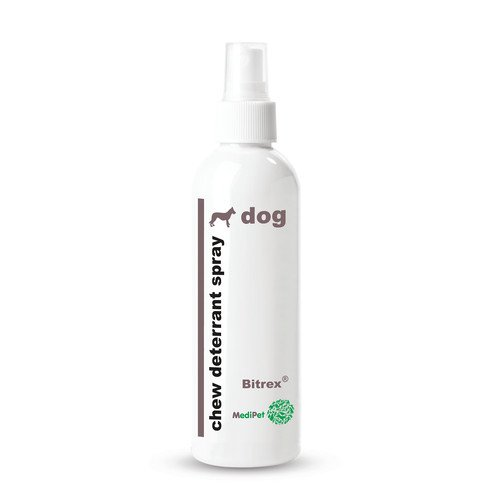 Medipet Chew Deterrant Spray With Bitrex