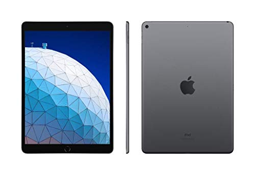Apple iPad Air (10.5-inch, Wi-Fi, 64GB) - Space Grey Img 4 Zoom