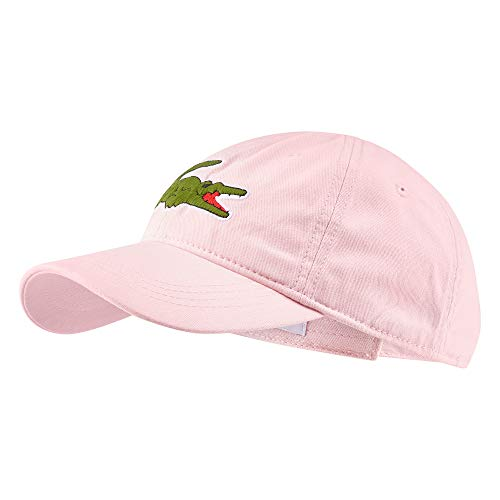 Lacoste RK8217 Herren Baseball Cap,Männer Schirmmütze,Baseball Mütze,Kappe,Flamingo(T03),One Size (TU)
