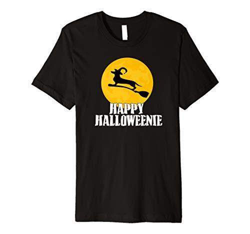 Happy Halloweenie Dackel Kostüm T-Shirt