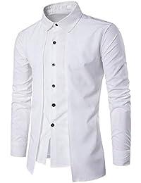 fashion camicie Amazon Abbigliamento T polo it Camicie HX e shirt awqTwES