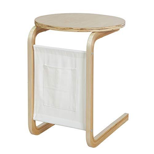 SoBuy FBT62-N Multifonction ! Table d'appoint, Table Basse, Bout de Canapé, Table de Lit PC Repas.