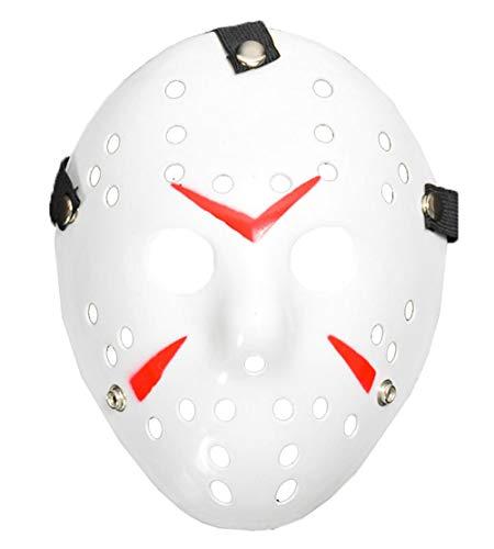 BESTHOO Halloween Maske Freddy Wars Jason Maskerade Maske Horror Harz Weihnachtsmaske Halloween Kostüme und Halloween-Faschingspartys Masquerade Cosplay Design