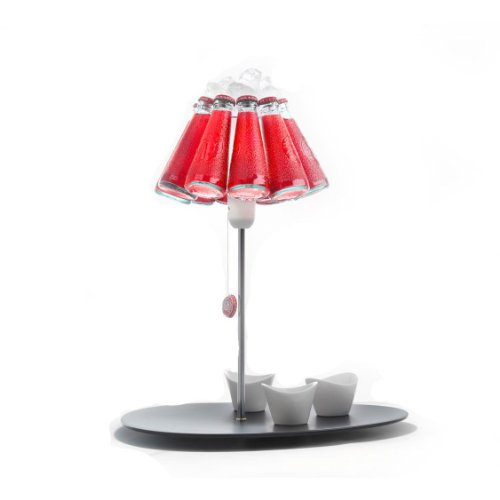 lampe-de-table-ingo-maurer-campari-bar-rouge