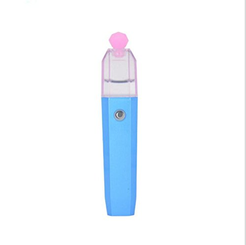 ZXLIFE@Schönheits-Ausrüstungs-Nano-Spray-Wasser-Nachfüller tragbarer befeuchtender Spraybefeuchter der Gesichtsschönheit