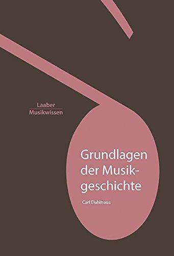 Grundlagen der Musikgeschichte