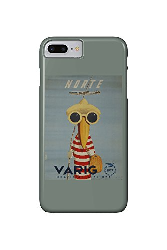 brazil-varig-norte-artist-petit-vintage-advertisement-iphone-7-plus-cell-phone-case-slim-barely-ther