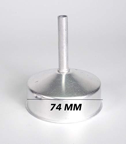 Sanfor 02024 Embudo Cafetera Aluminio