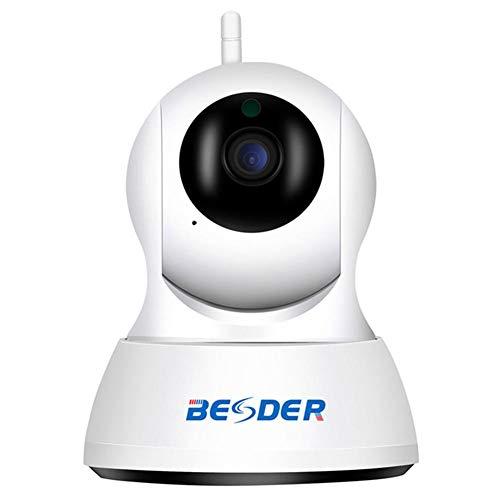 JUNERAIN BESDER-N703F 1080P Telecamera IP WiFi Visione Notturna Monitor in Tempo Reale CCTV (EU)