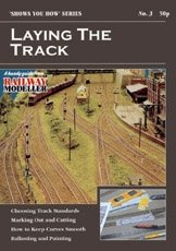 A5 Peco Shows You How Booklet:- Laying The Track for sale  Delivered anywhere in UK