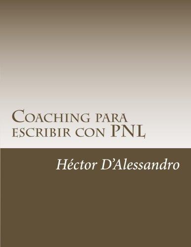 Coaching para escribir con PNL/Tell Coaching with NLP