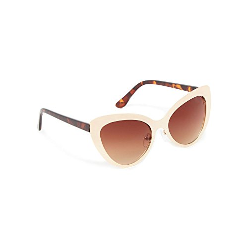 floozie-by-frost-french-womens-gold-metal-cat-eye-sunglasses