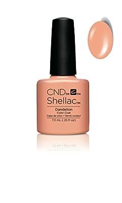 CND Shellac Nail Polish, Dandelion