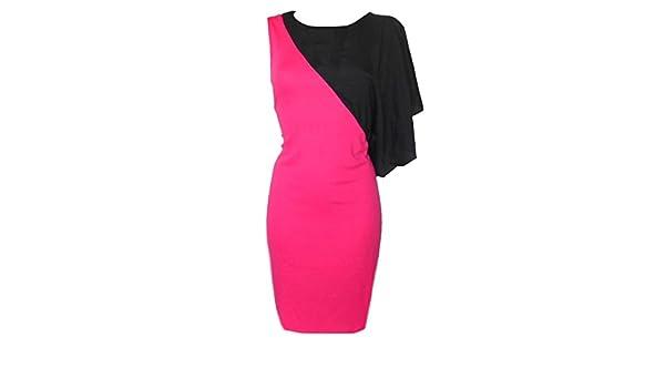 pink Bodyflirt Abendkleid Größe 44