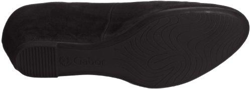 Gabor Shoes 95.360.17, Ballerines femme Noir (Schwarz)
