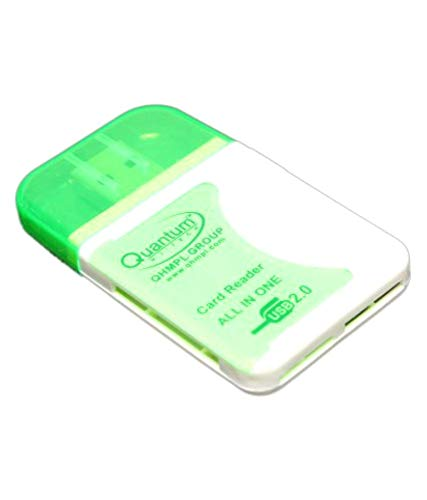 Quantum QHM5088 Card Reader (Green)