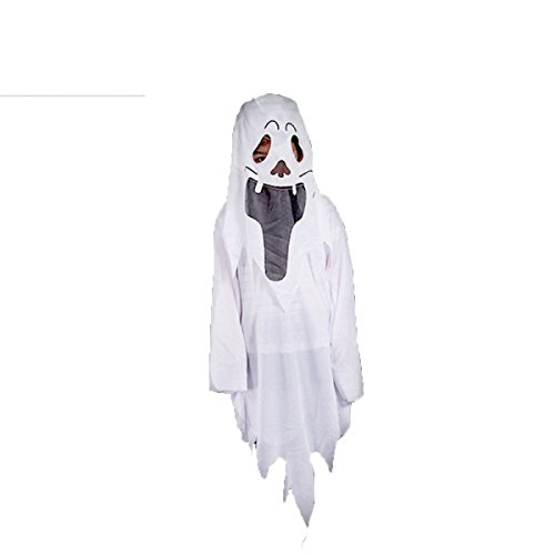 GEXING Halloween Kostüm-Partei Geistkostüm Cos Kinder Erwachsene Männer Und Frauen Teufel Verkleiden,A-90CM (High End Halloween Kostüme)