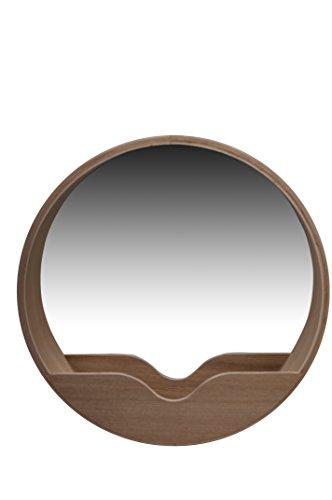 zuiver-8100004-legno-marrone-muro-specchio-tondo-60-cm
