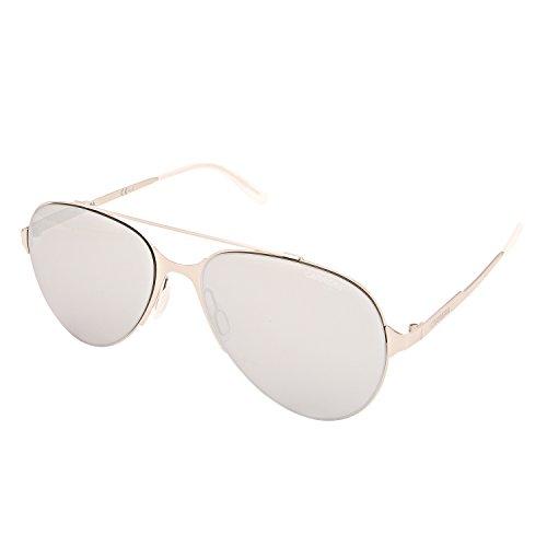Carrera Unisex-Erwachsene 113/S SS 010 Sonnenbrille, Grau (Palladium Grey Speckled Silver), 57
