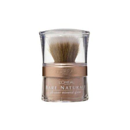 L'Oreal Paris True Match Naturale- Fard à joue en poudre minérale, Beige peau, 4.25g (Lot de 2)