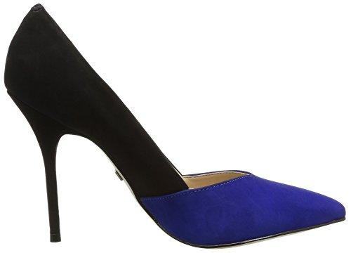 BUFFALO - London, Scarpe col tacco Donna Blu (Bleu (Cobalt 05))