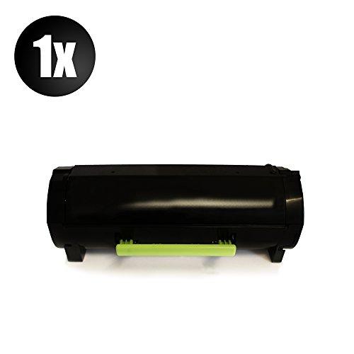 Preisvergleich Produktbild XXL Eurotone Toner für Lexmark MS 310 / MS 310 d / MS 310 dn / MS 312 dn / MS 315 dn / MS410 / MS 410 d / MS 410 dn / MS 415 dn / MS510 / MS 510 dn / MS610 / MS 610 de / MS 610 dn / MS 610 dte / MS 610 dtn ersetzen 050F2000 / 050F2H00 - 502 H - Patronen Original EUROTONE ( ISO-Norm 19798 )